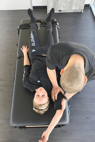 Myofascial Sports Recovery Stretch